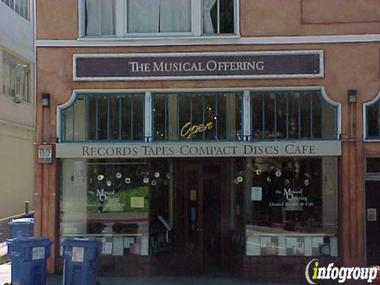 The Musical Offering Cafe