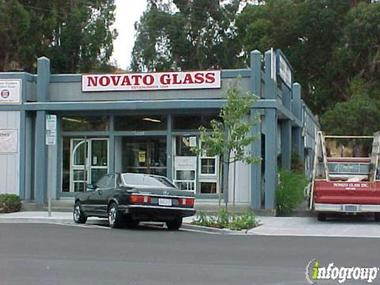 Novato Glass Inc