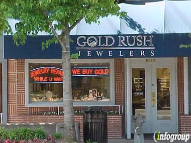 Gold Rush Jewelry