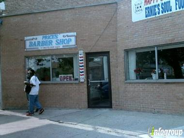 Ellis Price Barber Shop