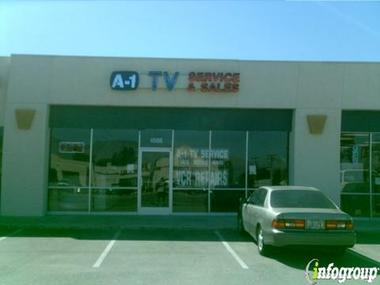 A-1 Tv Svc &amp; Rentals