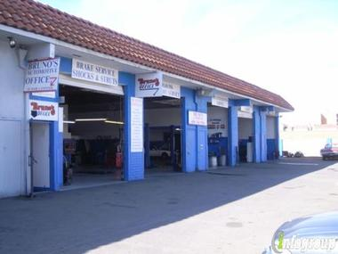 Bruno's Automotive & Brake Svc