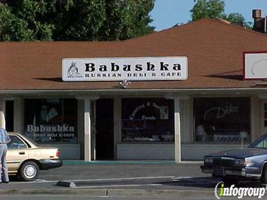 Babushka Russian Deli &amp; Cafe
