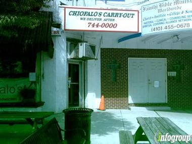Chiofalo's Carry Out Shop