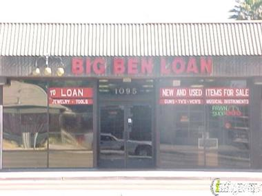 Big Ben Loan Office Inc