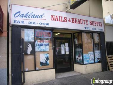 Oakland Nails & Beauty Supls