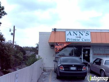 Ann's Private Cuts