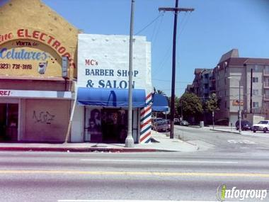 Mc Barber Shop