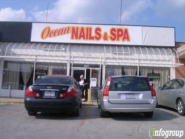 Ocean Nail &amp; Spa