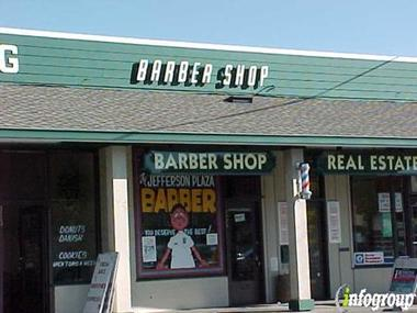 Jefferson Plaza Barber Shop