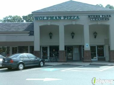 Wolfman's Pizza