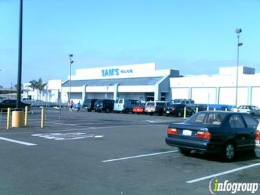 Sam's Club Optical Ctr