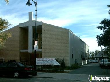 Mattapan New Testament Church of God