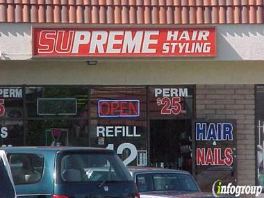Supreme Hair Styling