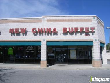 Chen's New China Buffet