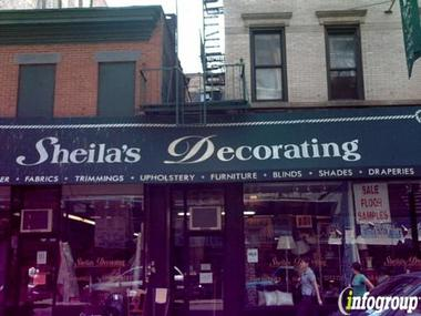 Sheila's Decorating Inc