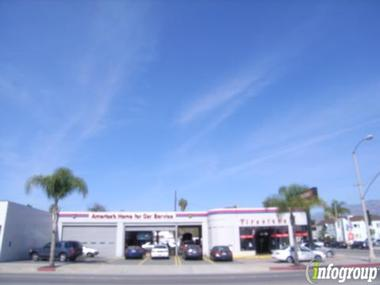Firestone Tire &amp; Auto Ctr
