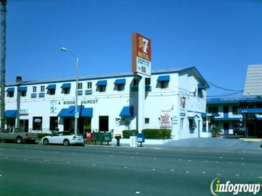 Big 7 Motel Chula Vista Hotels