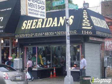 Sheridan Men's Shop