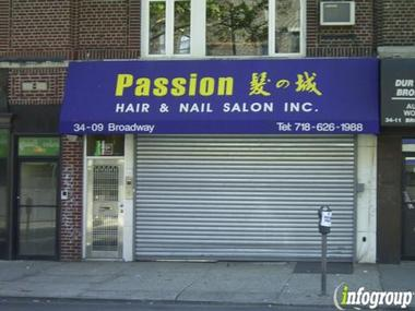 Passion Hair & Nail Salon