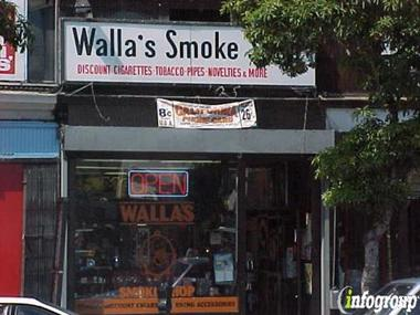 Walla&#039;s Smoke Shop