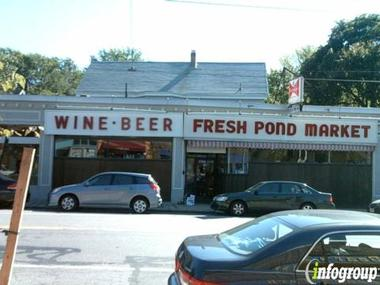 Fresh Pond Market