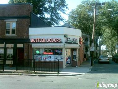 Bung Hole Liquor Store