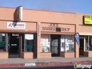 Joe's Barber Shop