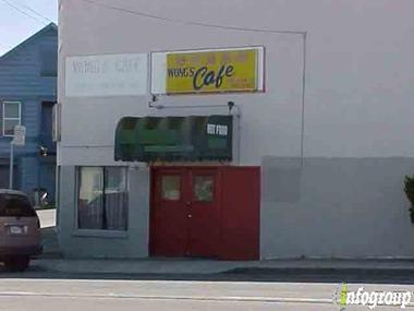 Wong&#039;s Cafe