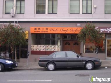 Wok Shop Cafe