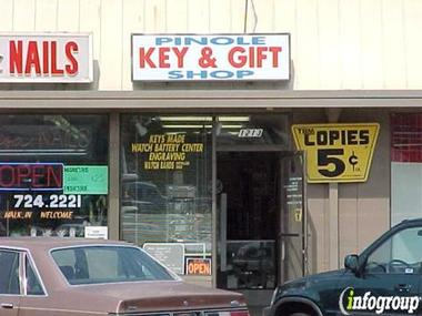 Pinole Key & Gift Shop