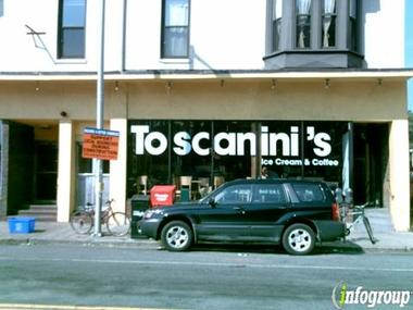 Toscanini&#039;s Ice Cream