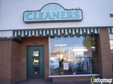 Tip Top Cleaners Inc