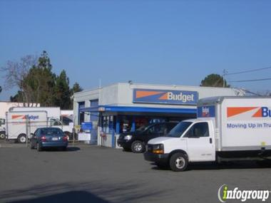 Budget Truck Rental - Budget Of Mountain View