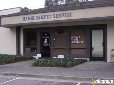 Marin Carpet Svc Inc