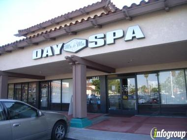 Mr &amp; Ms Day Spa