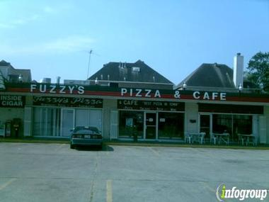 Fuzzy's Pizza & Cafe