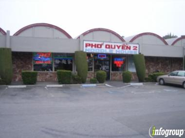Pho Quyen Noodle House