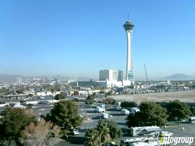Top of The World Restaurant Stratosphere Hotel