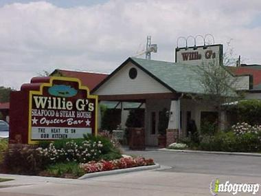 Willie G&#039;s Oyster Bar