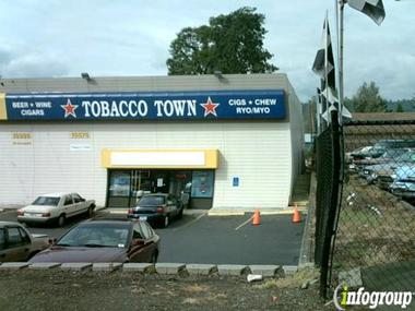 K C&#039;s Tobacco Town