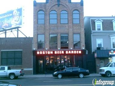 Boston Beer Garden