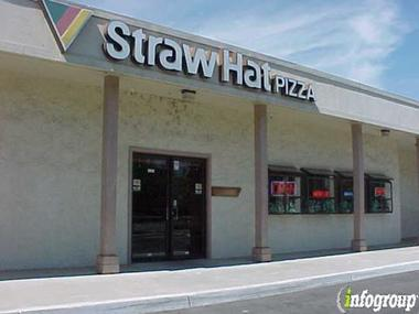 Straw Hat Pizza