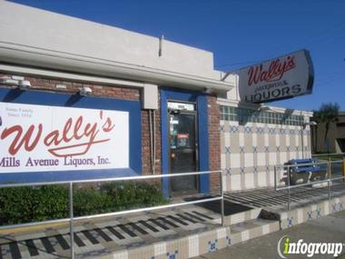 Wally&#039;s Mills Avenue Liquors