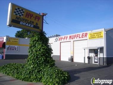 Hi-Fi Muffler Svc