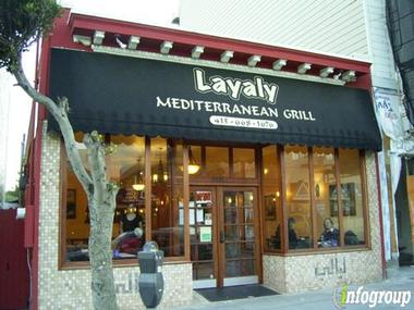 Layaly Mediterranean Restaurant