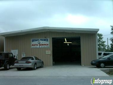 Bryan&#039;s Premier Auto Svc