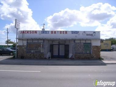 Jackson Unisex Barber & Beauty