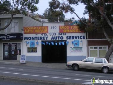 Monterey Auto Svc