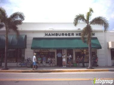 Hamburger Heaven